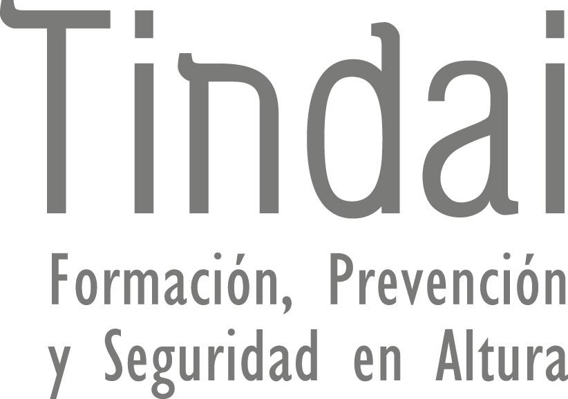 TINDAI FORMACIÓN, PREVENCIÓN Y SEGURIDAD EN ALTURA