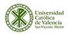 Universidad Católica de Valencia. San Vicente Mártir