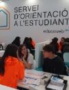 Aumenta en un 14,5% el número de personas atendidas a través del Servicio de Orientación al Estudiante de Fira de Barcelona