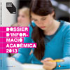 ¿Quieres incluir tu centro en el Dossier d'Informació Acadèmica 2015? Tienes tiempo hasta el 1 de noviembre