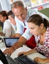 El 52% del alumnado de secundaria trabaja las TIC en el aula semanalmente