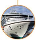 Agente turístico de cruceros