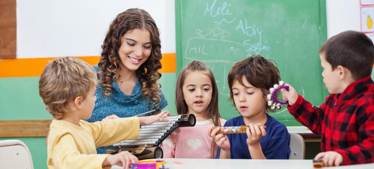 Especial formación del profesorado