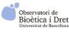 Observatori de Bioètica i Dret OBD - Universitat de Barcelona UB