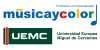 Musicaycolor. Centro de Musicoterapia y Universidad Europea Miguel de Cervantes