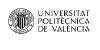 Cursos online - Universitat Politècnica de València