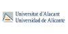 Facultad de Derecho de la Universidad de Alicante (UA)