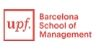 Barcelona School of Management UPF