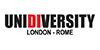 Unidiversity London-Rome