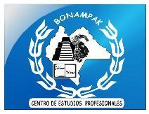 CENTRO DE ESTUDIOS PROFESIONALES BONAMPAK