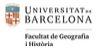 Facultad de Geografía e Historia (UB)
