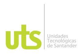 UNIDADES TECNOLOGICAS DE SANTANDER