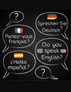 Estudiar idiomas en el extranjero, un estudio que cuenta con la colaboración de Educaweb