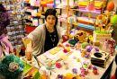 Arti manuali: la donna protagonista di fiere creative e di hobbistica