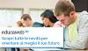 Viaggio tra le risorse web per l'orientamento: il portale nazionale sulla formazione Educaweb.it.