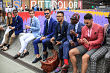 Pitti Uomo 2018: a Firenze come in un grande film