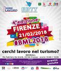Turismo e lavoro: torna a Firenze la Borsa Mercato Lavoro.
