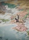 En busca de un empleo en el extranjero