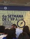 La orientación y la Formación Profesional, protagonistas de la 6a Setmana de l'FP a L'Hospitalet de Llobregat