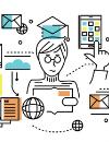 Los estudiantes, insatisfechos con la formación digital del profesorado durante el confinamiento