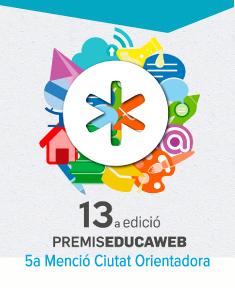 Berna guanya la Menció Ciutat Orientadora en els Premis Educaweb 2020