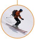 Enseñanzas deportivas especialidad Deportes de invierno