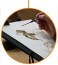 Ensenyaments d'Arts plàstiques i disseny