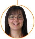 La profesora del CFGM en Comercio