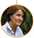 La profesora del CFGM en Jardinería