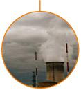 Técnico en medio ambiente del sector industrial