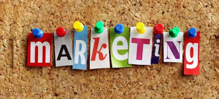 Departamentos de marketing en escuelas y centros