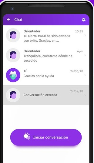 App Andrea