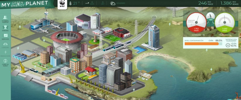 My Green Energy Planet