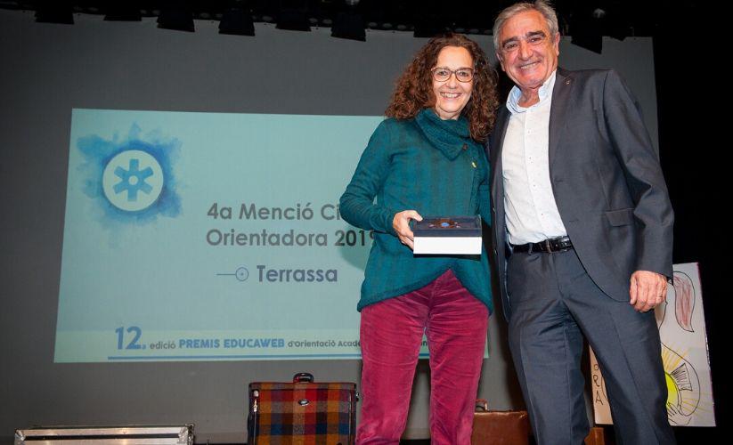 La ciudad de Terrassa ha ganado la Mención Educaweb Ciudad Orientadora