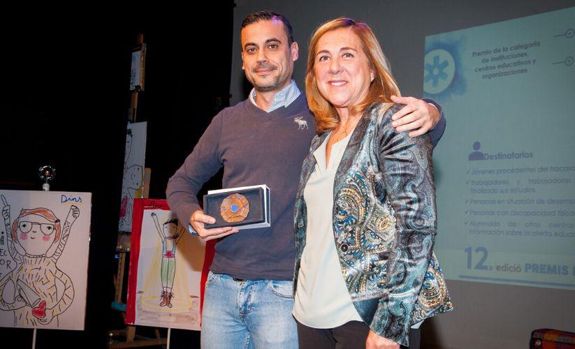 Ganadores Premio Educaweb 2019 categoría Instituciones