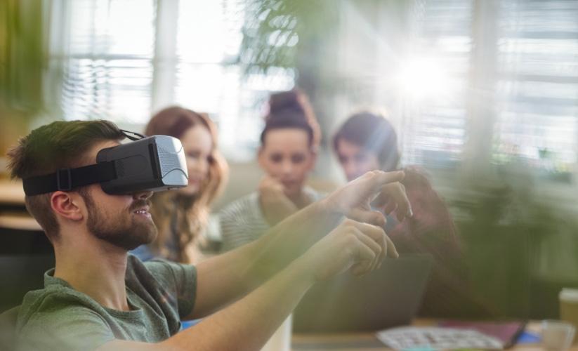 realidad virtual para recursos humanos